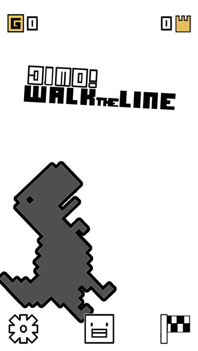 Run Line: Dinosaur screenshot 4
