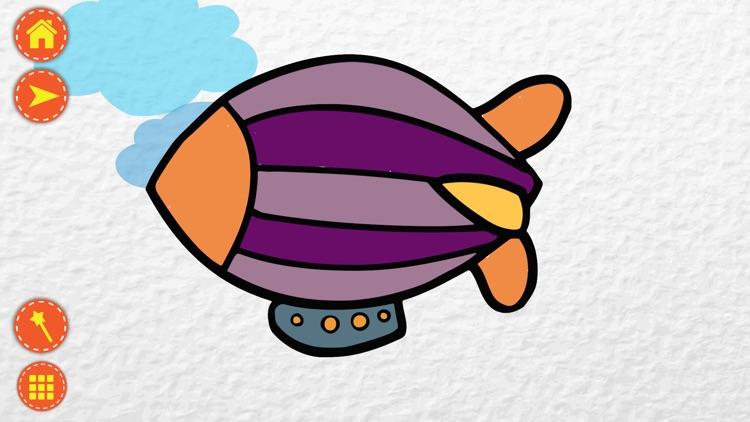 Aeroplanes and kites