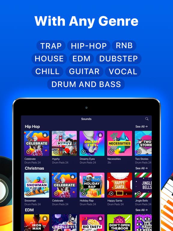 Drum Pads 24 screenshot