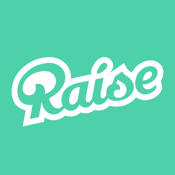 Raise - Buy and Sell Gift Cards for Shopping Deals, Rewards and Discounts, Stores in Wallet icon