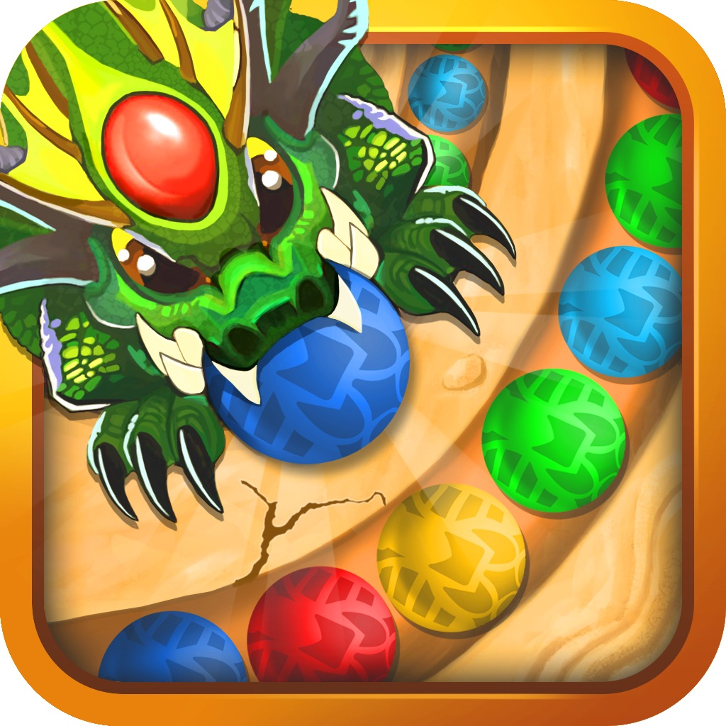 Marble Legend: Ball Shoot Game