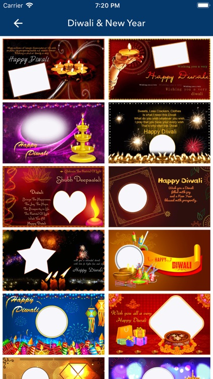 Diwali & New Year PIP Photo screenshot-6