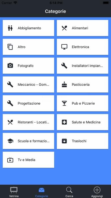 Screenshot of Vedo Convenienza3