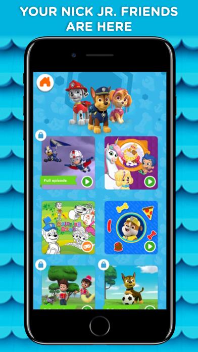 Nick Jr. Play screenshot one