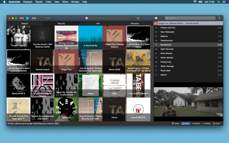 Musictube Screenshot
