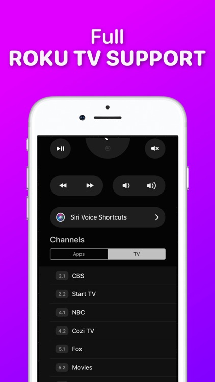 Remote for Roku TV - Remu