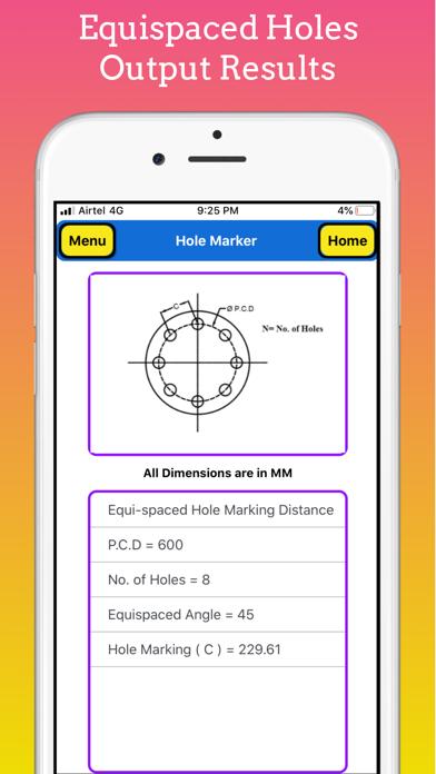 Flange Hole Marker screenshot 7