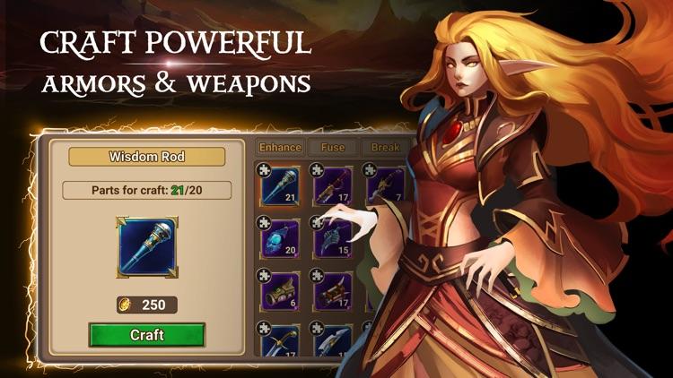 Chaos Lords: Tactical RPG screenshot-4