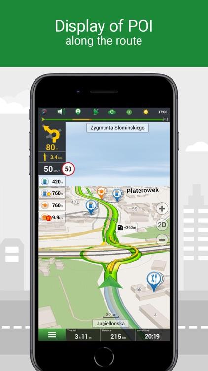 Navitel Navigator screenshot-3