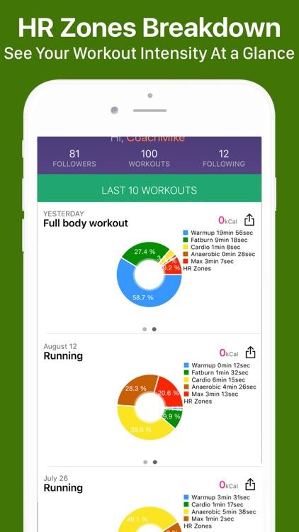 Gymatic Workout Tracker screenshot-6