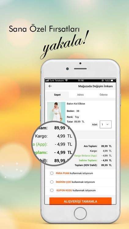 DeFacto - Giyim & Alışveriş screenshot-6