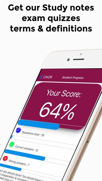 CNOR Exam Review screenshot-4