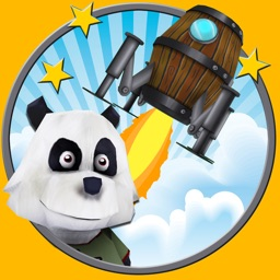 pandoux race to the sky for kids - free game