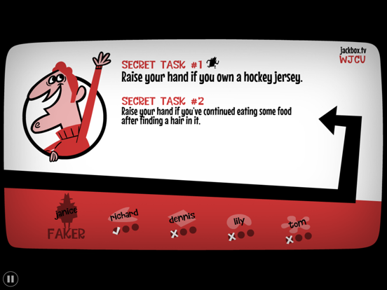 The Jackbox Party Pack 3 screenshot 1