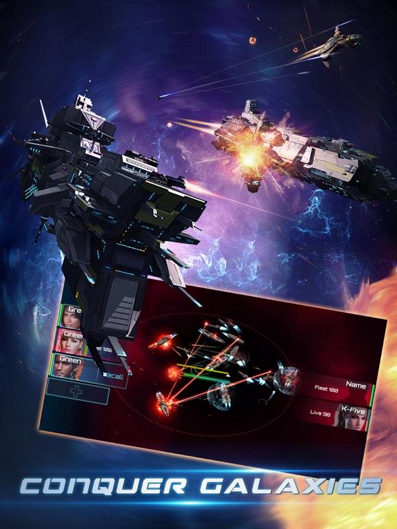 Nova Empire: Space Commander screenshot 8