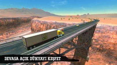 Truck Simulation 19 iphone ekran görüntüleri