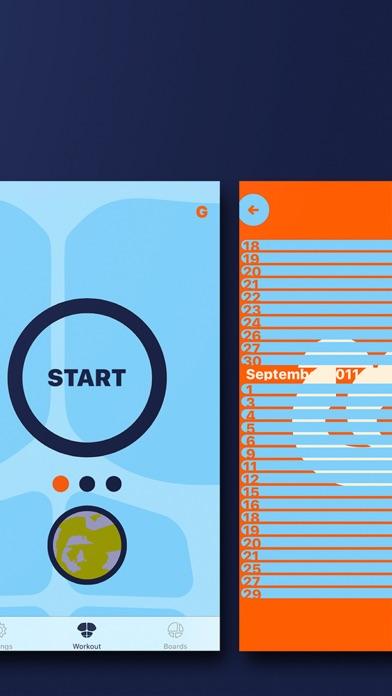 365日 腕立てアプリ|自宅で筋トレ ScreenShot1
