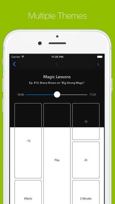 SkipCast: Podcast Playerのおすすめ画像2
