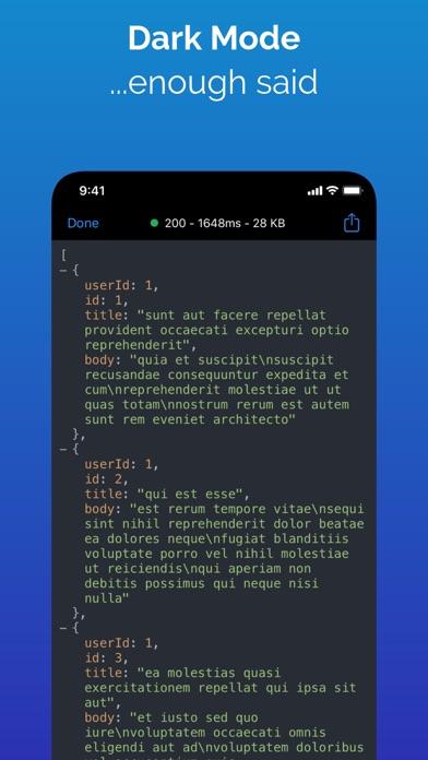 HTTPBot - REST Client