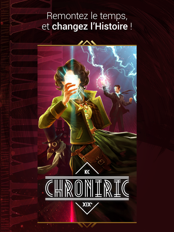 CHRONIRIC : Time Traveler