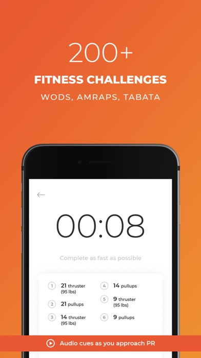 Fit! - the fitness app app image