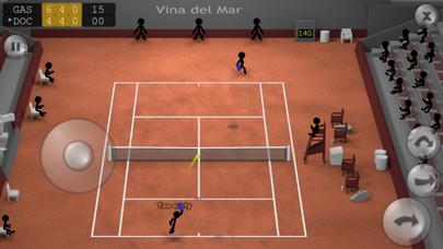 Stickman Tennisのおすすめ画像1