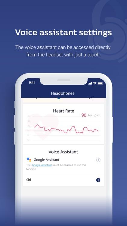 Philips Headphones screenshot-6