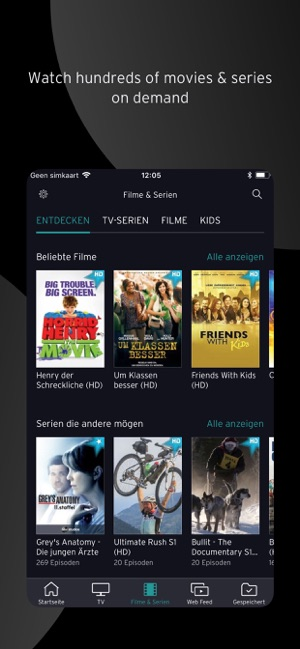 upc tv Switzerland on the App Store