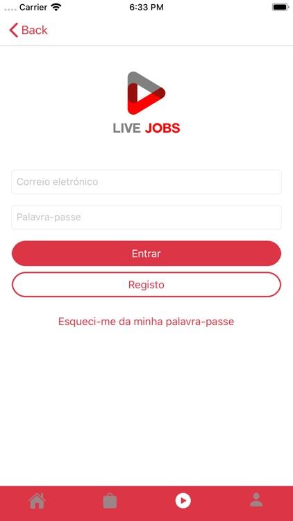 Live Jobs - Video Interviewing screenshot-3