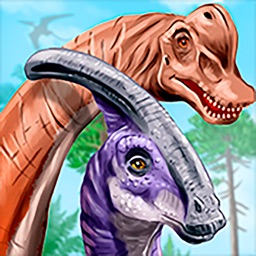 Kids puzzle games: Dinosaurs