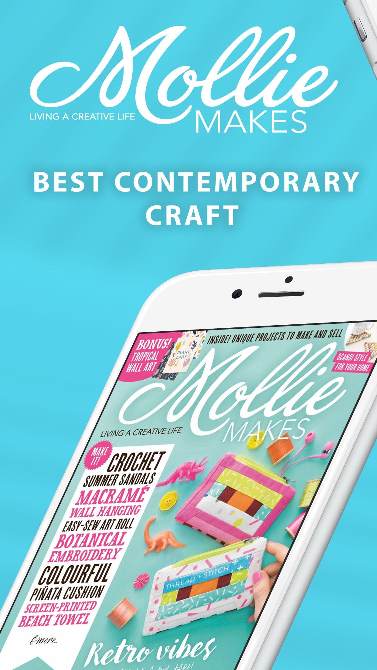 Mollie Makes Screenshot