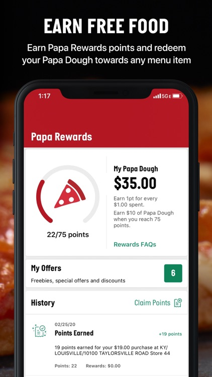 Papa John's Pizza screenshot-3
