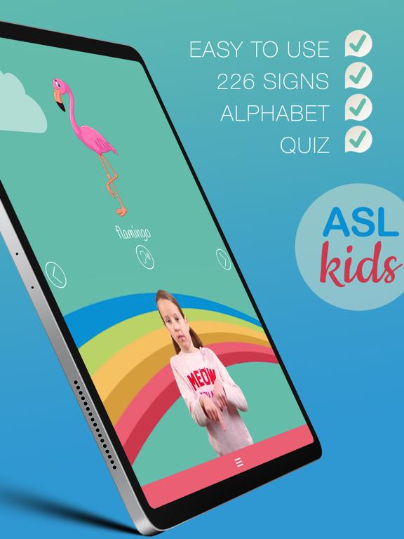 ASL Kids - Sign Language-ipad-1