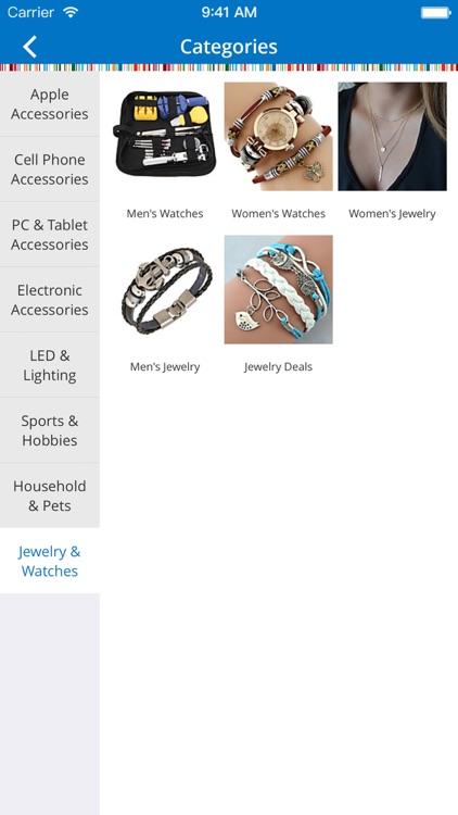 MiniInTheBox Online Shopping screenshot-3