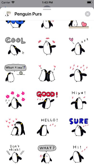 Penguin Purs screenshot 3