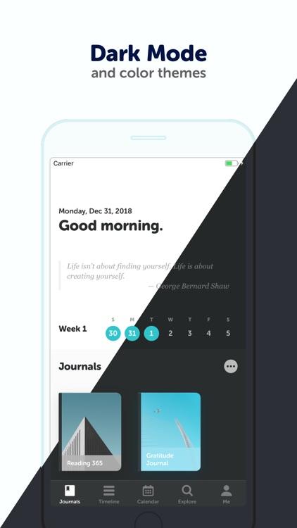 Grid Diary - Journal, Planner screenshot-8
