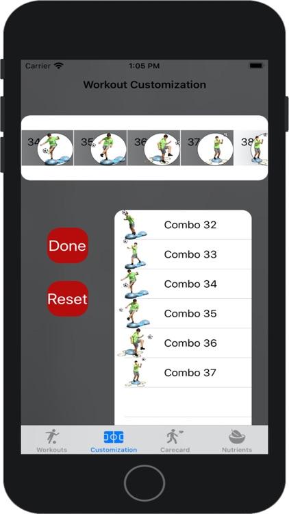 Balance 4 Soccer Training screenshot-4