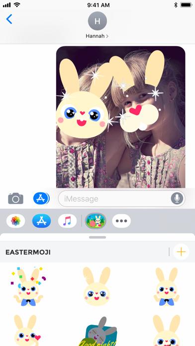 Eastermoji screenshot two
