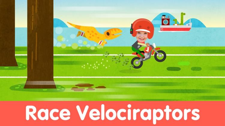 Dino Puzzle Kids Dinosaur Game screenshot-5