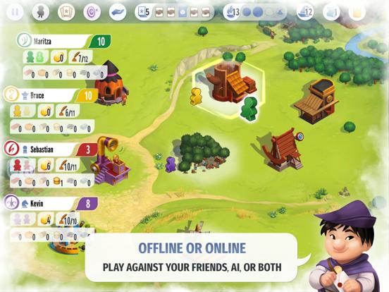 Charterstone: Digital Edition screenshot 15