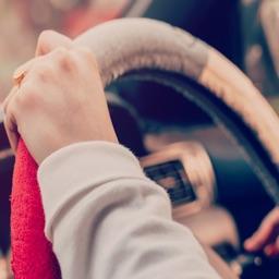 calories burned in driving car