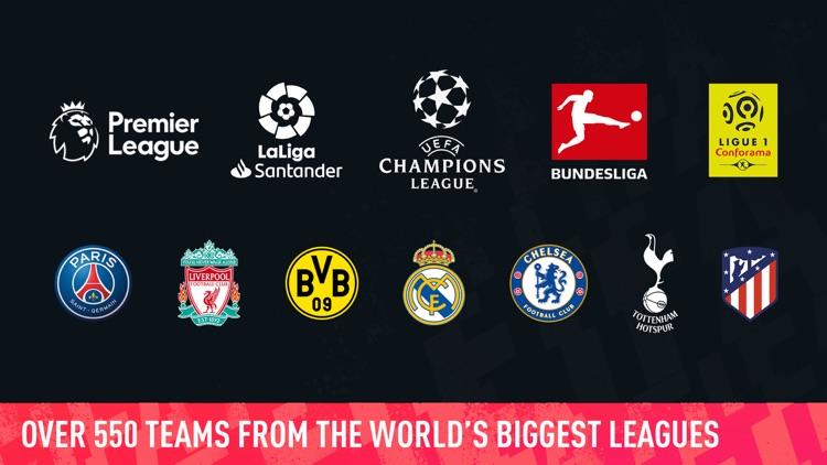 FIFA Soccer screenshot-5