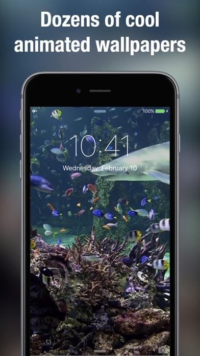Live Wallpapers & Backgrounds+ iphone ekran görüntüleri