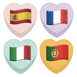 Polyglot Candy Hearts