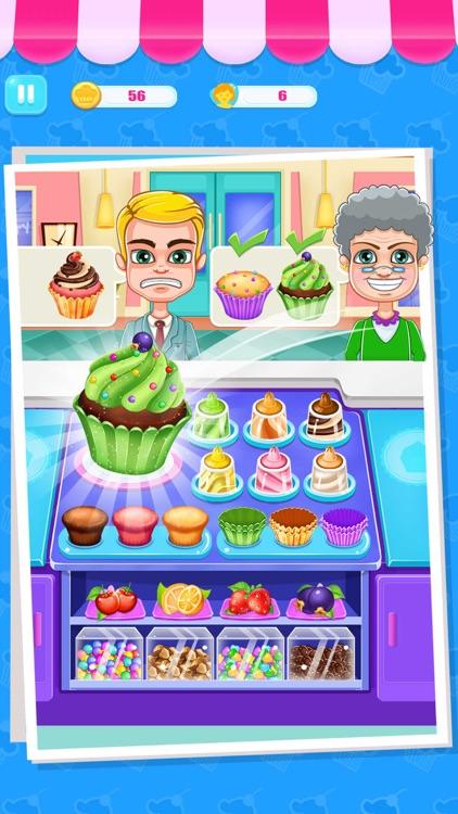 Cupcake Maker Bakery Shop