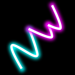 Ícone do app NeonWave
