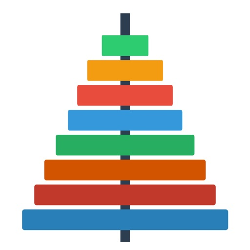 Tower of Hanoi - Simple Puzzle