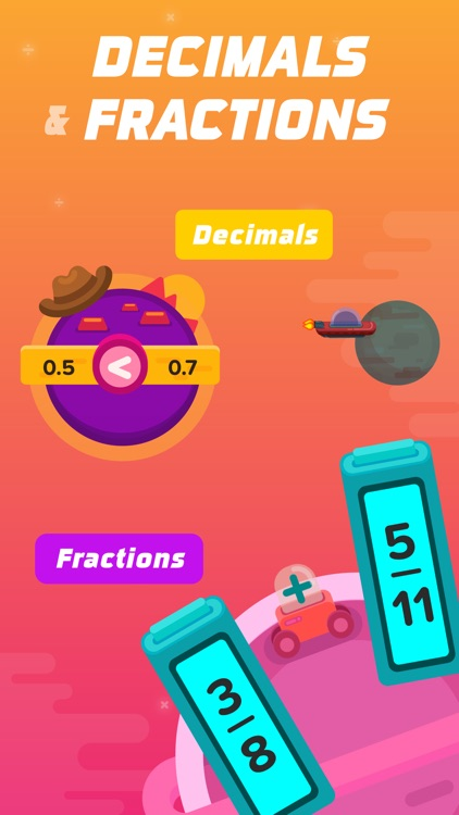 4th Grade Math: Fun Kids Games