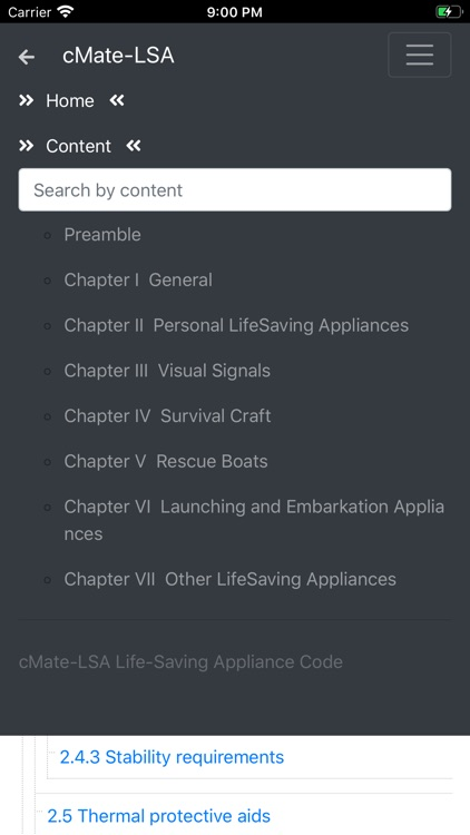 LSA. Life-Saving Appliance screenshot-4