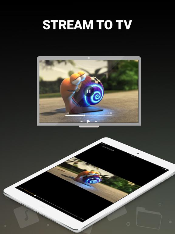Screenshot #6 pour UPNP/DLNA Streamer for TV